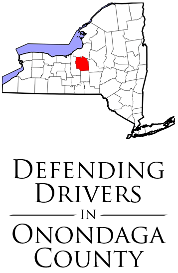 DWI Defense Lawyers for Syracuse and Onondaga County